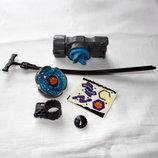 Волчок Бейблейд Beyblade Storm Capricorne стартер и сменный наконечник