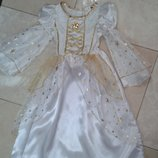 Новогоднее праздничное карнавальное платье 2-3 года от tesco