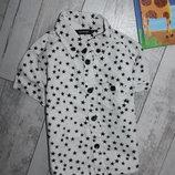 Рубашечка George на 9-12 мес