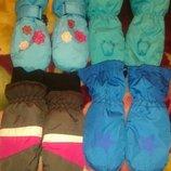 Краги рукавички
