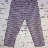 Полосатые штанишки для дома,сна Marks & Spencer