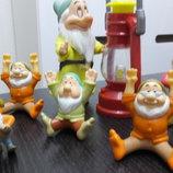 фигурка Гном коллекция 6 гномов от Disney