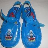 Босоножки сандалии мыльницы пляжные mini club Thomas uk 10 р.28 18 см