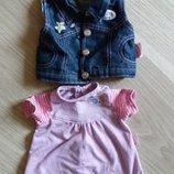 Одежда на беби борна и шу-шу.zapf