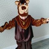 Прокат карнавальный костюма ведмедя, ведмідь білий бурий, ведмедик, мишка, медвежонок,мишки