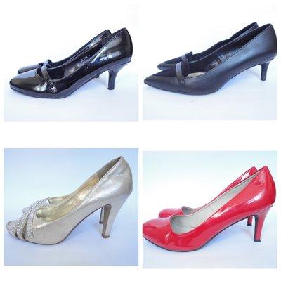 Большой выбор Туфли на каблуках кожа 100% все размеры
