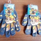 Синие рукавички Щенячий патруль Дисней