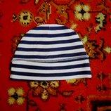 продам новую шапочку для новорожденного