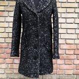 Шерстяное пальто Burberry, оригинал.