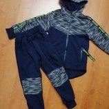 Утепленные спортивные костюмы двойки мальчикам р. 8-16