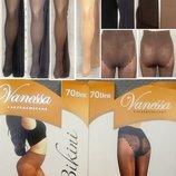 Колготки Vanessa bikini 70 den