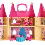 Peppa Pig Замок принцессы Пеппы дом Peppa's Princess Castle Playset
