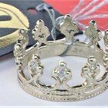 Кольцо перстень новый серебро 925 проба 20,5 размер 4,56 грамма