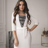 Платье Материал турецкая креп-костюмка, вставка двухсторонняя пайетка супер качества, не колется