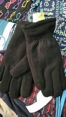 Мужские перчатки флис,кашемир на меху