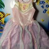 Карнавальное платье для девочки. Новогодние наряды.