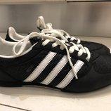 Черно-Белые кроссовки Adidas оригинал