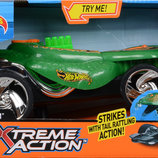 Машинка Turboa 23 см, Extreme Action, Hot Wheels, хот вилс