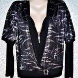 Нарядная блузка от бренда Womanly. Оригинал