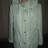 Ветровка женская M-L наш 46-48 M&S Великобритания куртка тонкая