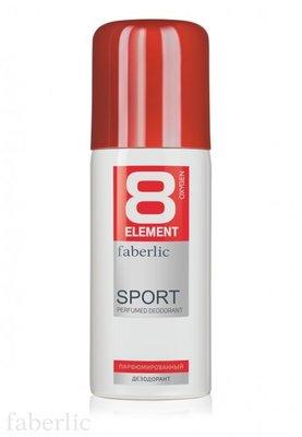 Парфюмированный дезодорант-спрей для мужчин 8 Element Sport