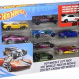 Hot Wheels Подарочные наборы автомобилей по 9шт в асортименте 9-Car Gift Pack Styles May Vary