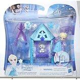 Кукла HASBRO Disney Frozen Игровой набор Холодное Сердце E0233, E0096