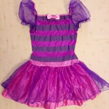 Карнавальное платье Чеширская кошка для девочки 14-16 лет рост 174см