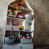 Дом для игрушек