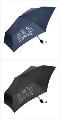 Стильный зонт GAP зонтик Оригинал Сша черный синий мужской женский зонтик