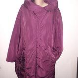 очень большой размер 26-28 англ XXL куртка Canda состояние новой