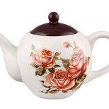 Чайник заварочный Корейская роза , 950 мл