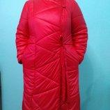 супер тёплая куртка- одеяло Зигзаг