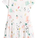 Платье H&M 4 / 6 лет