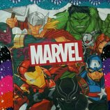 Классная футболка Marvel на 4-5лет