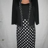 Платье в горошек ihot