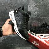 Зимние мужские кроссовки Nike 95 black/white