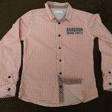 Стильная рубашка в клетку для модного парня от CKS Бельгия