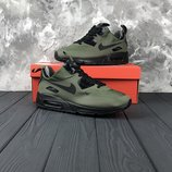 Зимние мужские кроссовки Nike Huarache   Чоловічі кросівки зима