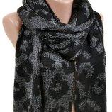 Шерстяной шарф женский осень-зима. На выбор. Женский зимний шарф на подарок