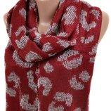 Шерстяной шарф женский осень-зима. На выбор. Женский зимний палантин на подарок