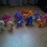 Игрушка Май литл пони разные из серии пони с волшебными картинками