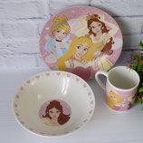 Набор детской посуды Принцессы