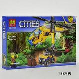 Бела Сити 10709 Джунгли конструктор Bela Cities аналог лего