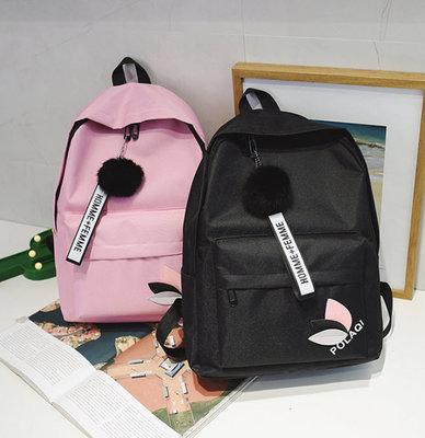 86c9b2f5d99c Модный тканевый рюкзак с помпоном В Наличии: 239 грн - спортивные ...