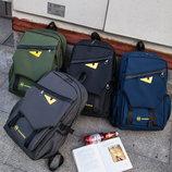 Большой вместительный рюкзак с глазом В Наличии