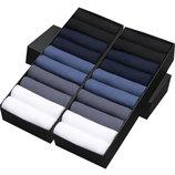 Большой набор носков в коробке подарочный В Наличии