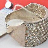 Кольцо перстень новый серебро 925 проба размер 20 вес 5,79 гр.