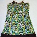 Легкое летнее платье A.BYER в размере L