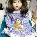 Фарфоровая кукла Kammer&Reinhardt